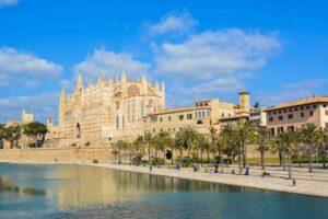 Was gibt es zu sehen in Palma de Mallorca?